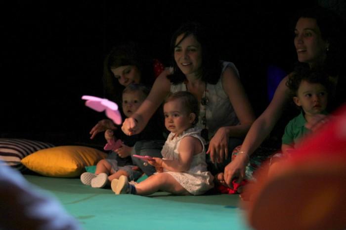 teatro para bebés