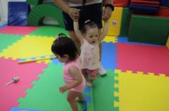 Un gimnasio para bebés que triunfa en Brasil