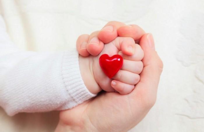 nivel azucar y corazon del bebe