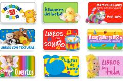 Colecciones de libros para bebés de Editorial Bruño
