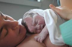 La epidural no frena el proceso del parto