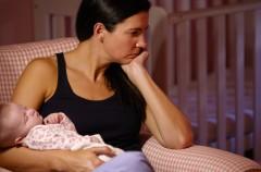 La maternidad y los trastornos en el ánimo