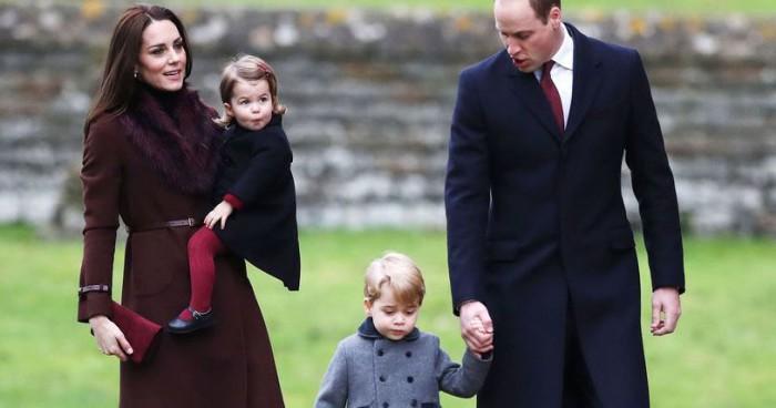 Principe Guillermo y Kate Middelton