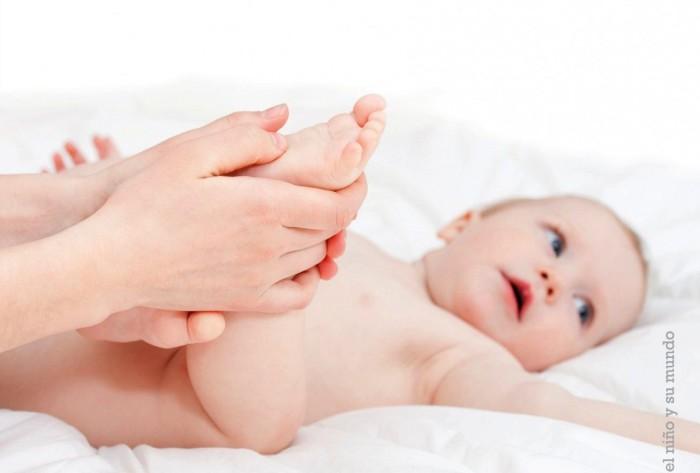 Libro: Masajes suaves para bebés