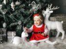 Cómo evitar el exceso de regalos para el bebé en Navidad
