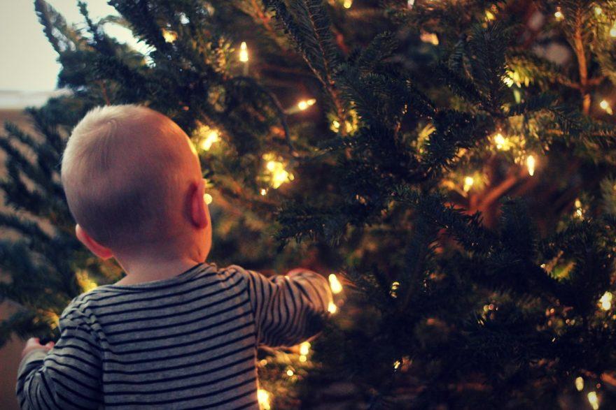 Tarjeta De Felicitacion En Navidad