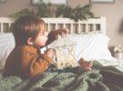 5 razones para felicitar la Navidad con una foto del bebé