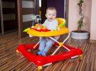 ¿Tu bebe necesita un andador? Te damos algunos consejos