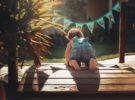 Reptar antes de gatear: beneficios para el bebé