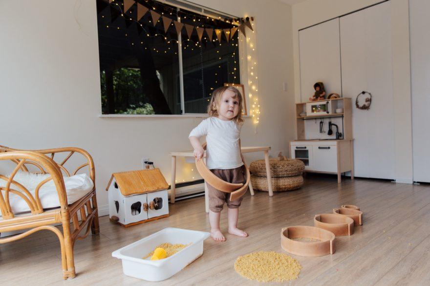 Actividades De Vida Practica Montessori