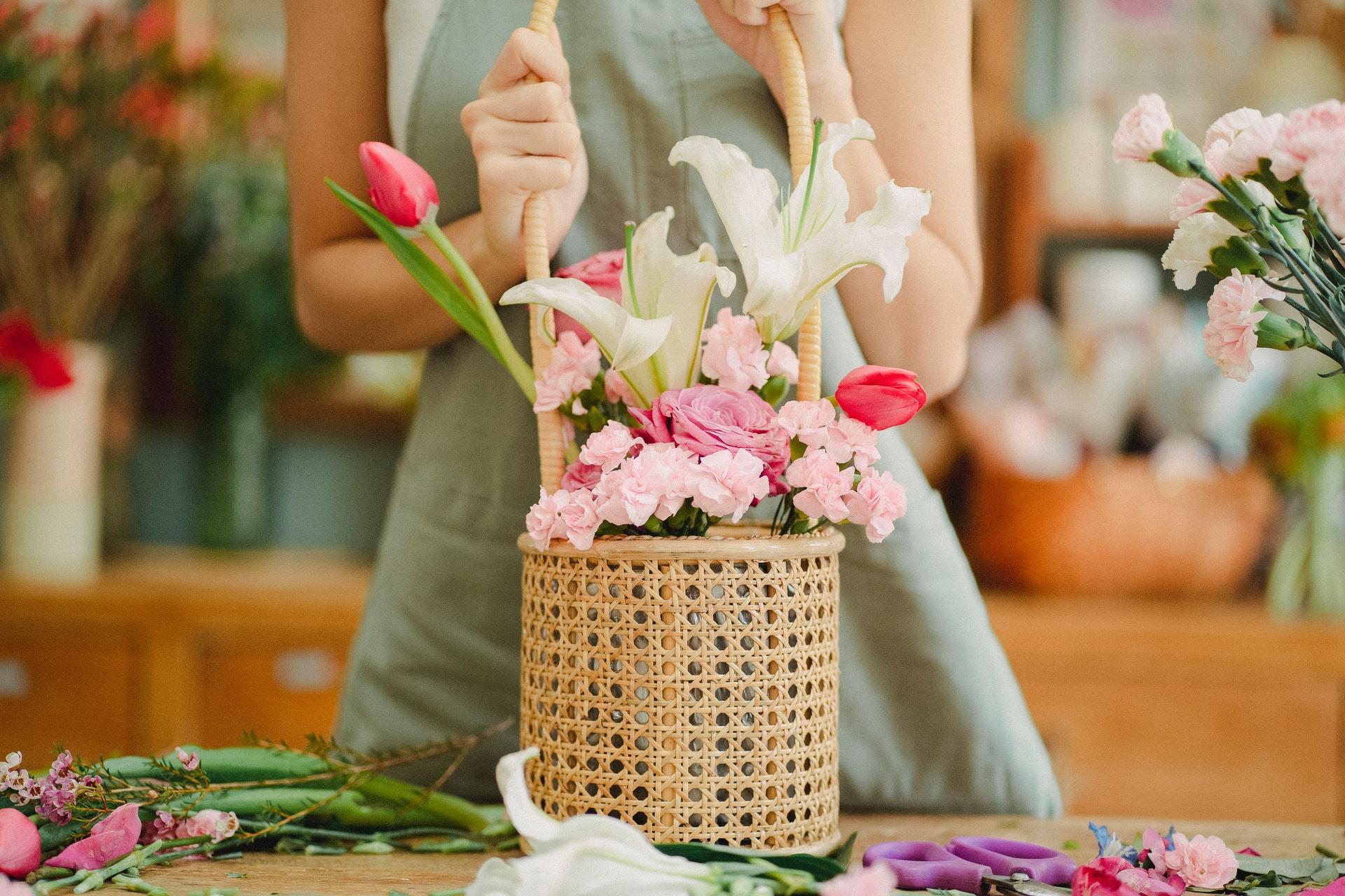 Regalar Flores Por Nacimiento De Bebe