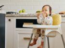 ¿Qué son las tazas de aprendizaje para bebés?