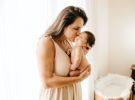8 cuidados básicos que aportan bienestar al recién nacido
